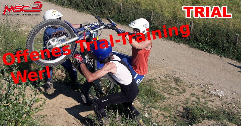 Offenes Trial- Training Werl