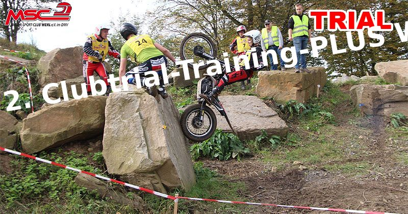 2. Clubtrial-Training-PLUS Werl