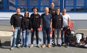MSC Werl beim Superkartslalom in Hoya
